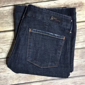 Citizens of Humanity Jeans Faye Full Wide Leg 28